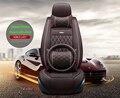 Delantera + Trasera asiento De Cuero cubre Para Fiat Palio Linea Especial Punto Bravo 500 Panda SUV coche Siena Perla accesorios de estilo