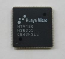 Electrónica TV especial definición HTV180 chip decodificador de televisión digital de chip de circuito Integrado