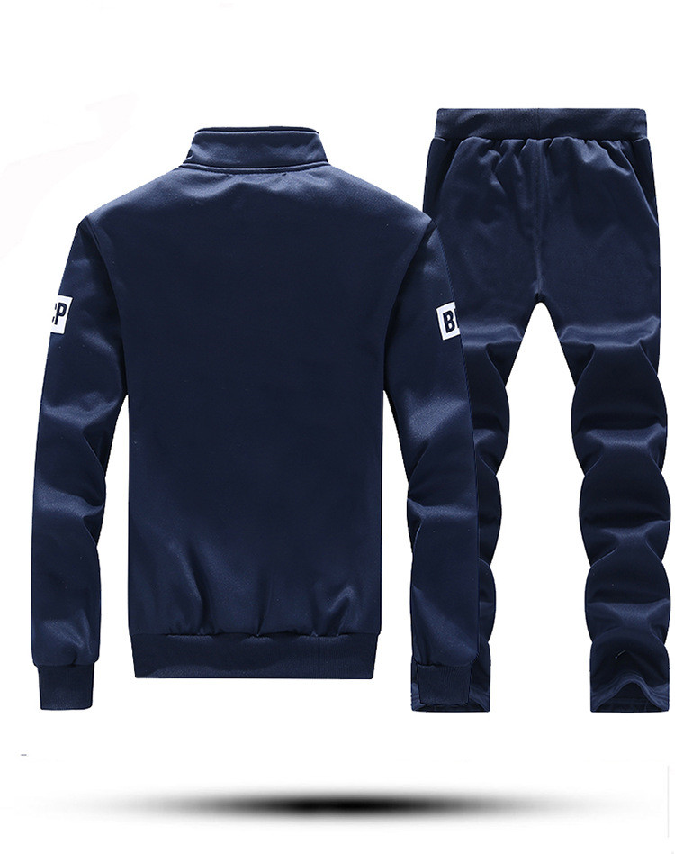 HTB1QLi0aPDuK1RjSszdq6xGLpXaC BOLUBAO Men Set Sportswear + Swetpants 2019 Spring Summer Male Clothing Casual Sportswear Tracksuits Sweatshirt Male Set Suit
