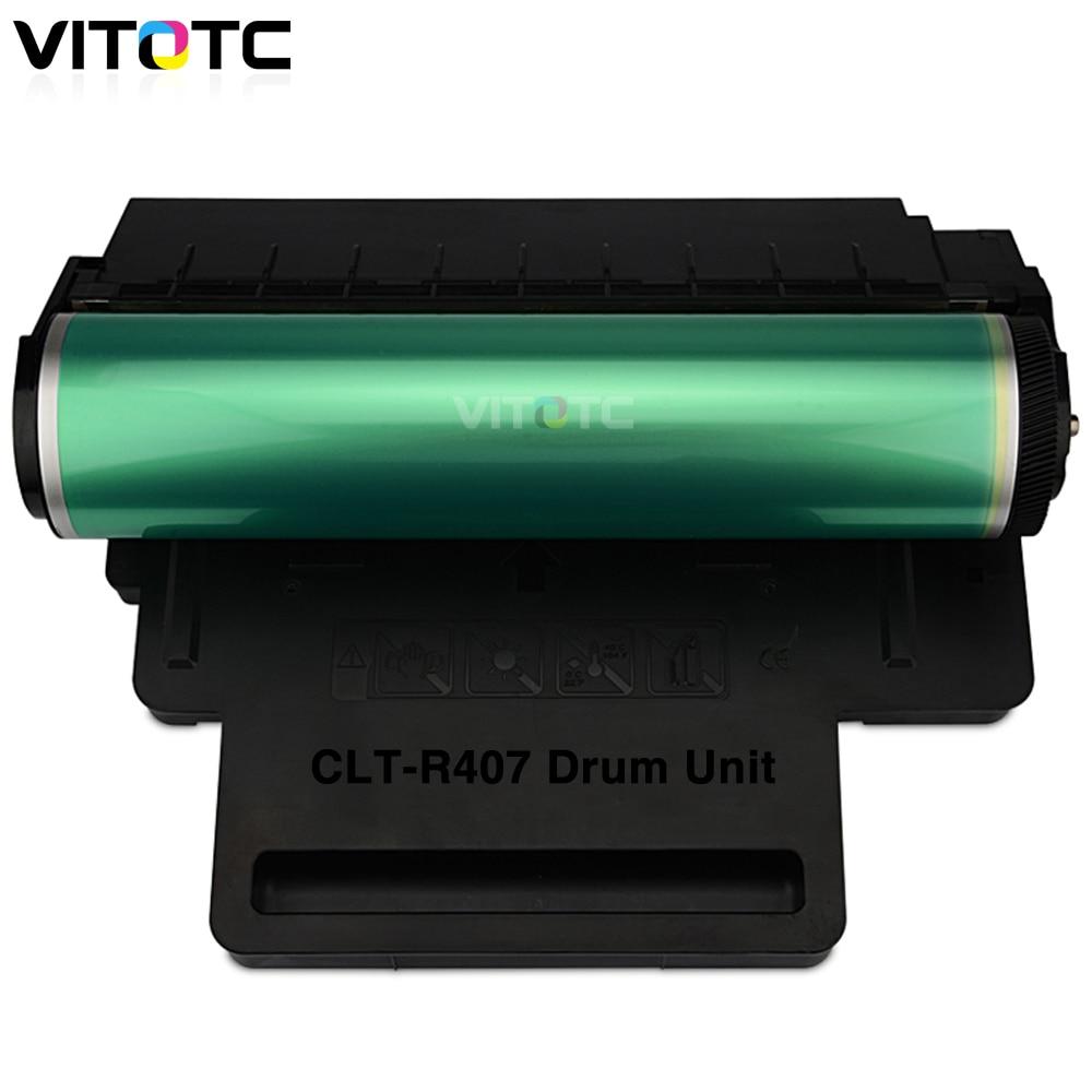 CLT R407 CLT R407 407 Imaging Drum Unit Compatible For Samsung CLP 320 CLP 325W CLX