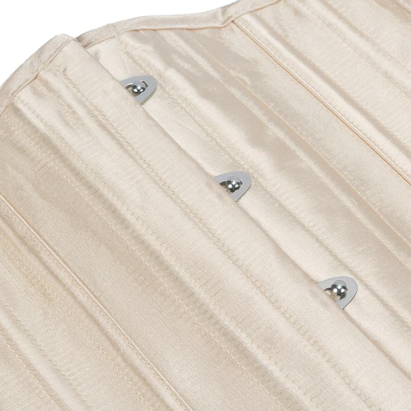 Quality Body Shaper Slimming Spiral Steel Boned Corset