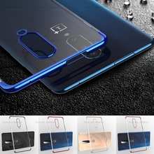 For Oneplus 7 Pro Case Case Clear Silm Soft TPU Case For Oneplus 5 5T 6 6T oneplus7 7Pro Oneplus6 Silicone Back Cover Phone Case