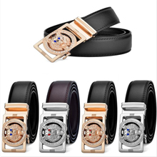 Hot New Brand Designer Belts Men High Quality Automatic Belt