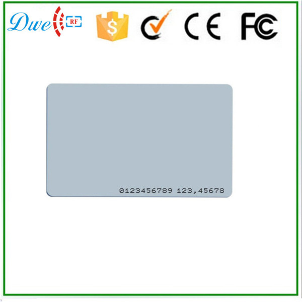 DWE CC RF  Inkjet Printable Blank PVC Student ID Cards 230pcs lot printable blank inkjet pvc id cards for canon epson printer p50 a50 t50 t60 r390 l800