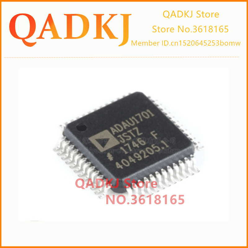 Free Shipping Adau1701jstz-rl Adau1701jstz Adau1701jst Adau1701 New & Original Batteries