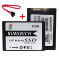 Speed DISK SATA 32GB SSD 2 channel Hard Drive Solid State Drive Disk For PC Free Cable Max:64GB