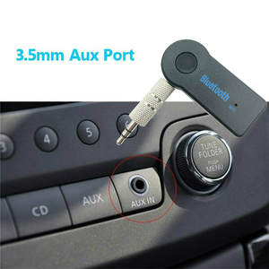 3.5mm Aux Car Bluetooth Adapter Auto Car Music Receiver Universal Audio Wireless