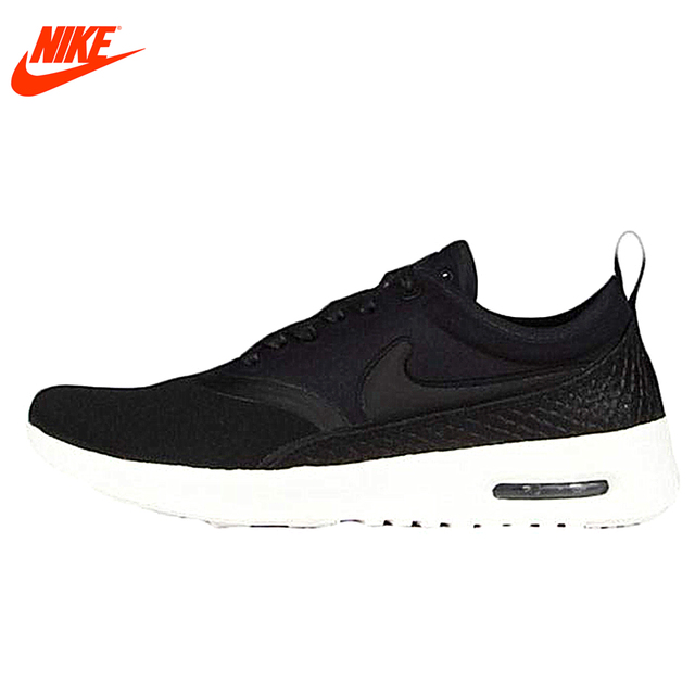 finest selection 8af2e 49fab Original NIKE Breathable AIR MAX THEA ULTRA PRM Women s Running Shoes  Sneakers