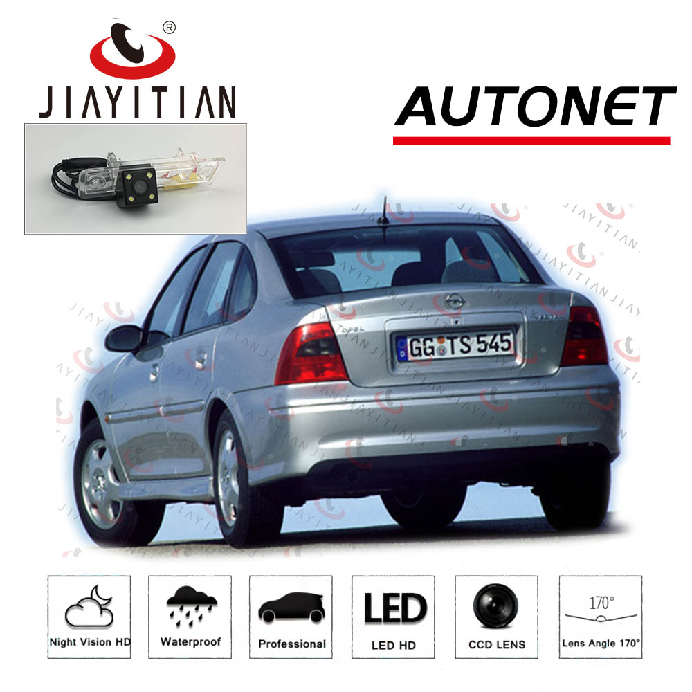 JiaYiTian Rearview Camera For Opel Vectra B Vectra C 1995~2003 Reverse Camera BackupCamera CCD Night Vision License Plate Camera