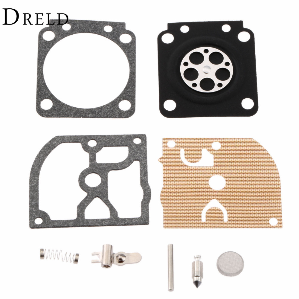 RB-77 Carburetor Carb Repair Tools Trimmer Parts for STIHL 017 018 021  MS170 MS180 MS210 MS230 Replace Chainsaw for ZAMA RB-77