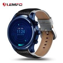Получить скидку LEMFO LEM5 Pro Smart Часы Smartwatch Android 5,1 часы телефон 2 ГБ + 16 ГБ Smartwatch gps Wi-Fi Bluetooth