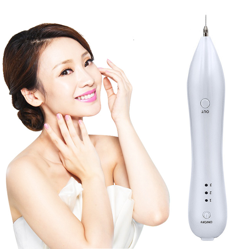 Spot Cleaner Spot Freckle Blackhead Removal Pen Laser Mole Removal Tool Wart Removal Machine Skin Care