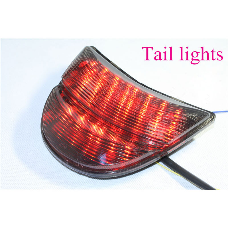 For 02-03 Honda CBR954RR CBR900RR Motorcycle LED Rear Tail Brake Lights Turn Signals Indicator Integrated Lamps 2002 2003For 02-03 Honda CBR954RR CBR900RR Motorcycle LED Rear Tail Brake Lights Turn Signals Indicator Integrated Lamps 2002 2003