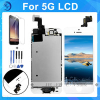 AAA Quality For IPhone 5 Lcd Screen With Touch Screen Digitizer Assembly Complete Full Set Home