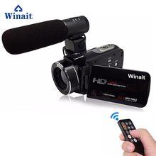 Новое поступление 2017 года 1080 P 24mp цифрового видео Камера Full HD зум 16X цифровой зум цифровой видео Камера Профессиональный hdv-z20