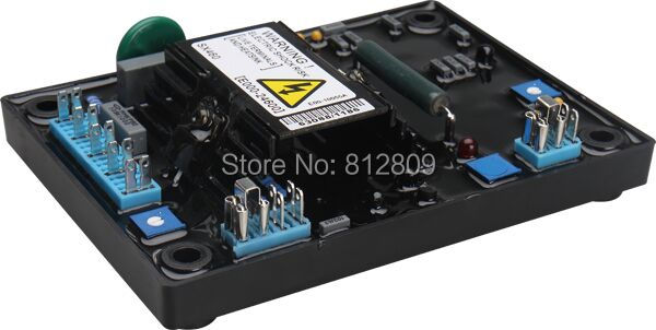 Automatic Voltage Regulator AVR SX460 for Generator   free shipping  (some parts from Germany) hj 5k3p28 bx avr three phase automatic voltage regulator for china generator free shipping