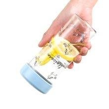 Leakproof Unicorn Patterned Water Bottle