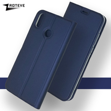 Huawei Honor 8X Max Case Cover ZROTEVE Leather Wallet Coque Honor 7X 6X Case Stand PU Flip Cover For Huawei 6X 7X 8X Phone Cases цена и фото