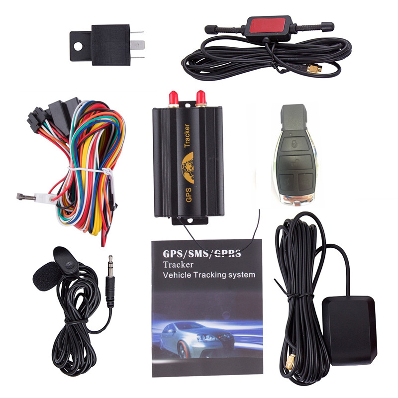 Image 5 - COBAN GPS103B GSM/GPRS/GPS Auto Vehicle TK103B Car GPS Tracker Tracking Device with Remote Control Anti theft Car Alarm System-in GPS Trackers from Automobiles & Motorcycles