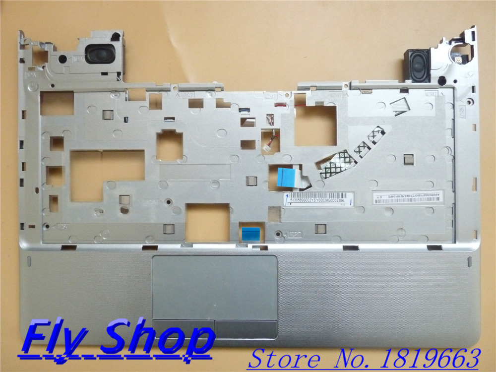 NEW For Samsung NP355V4C Palmrest/Touchpad assy+Speakers/Powerbutton/usb AP0RV000710