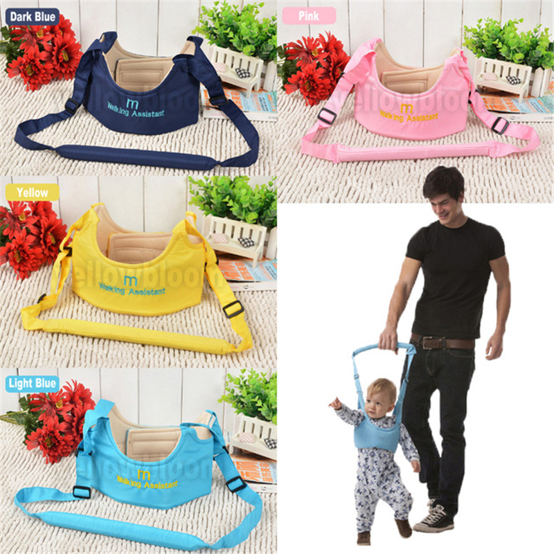 Infant Baby Walking Belt Adjustable Strap Leashes Newborn Learning Walking Assistant Toddler Safety Harness Protection Belts