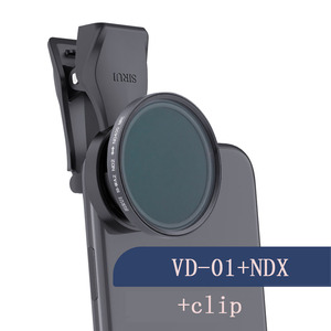 Image 5 - Anamorphic レンズ思鋭 VD 01 携帯電話のムービーレンズスクリーン変形 1.33x ワイドスクリーン映画ビデオ apple の huawei 社