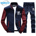 2017 Tracksuit Men Jackets+Pants Mens Hoodies And Sweatshirts Men'S Sporting Suits Tracksuits Sets Sportswear Man Plus Size 4XL
