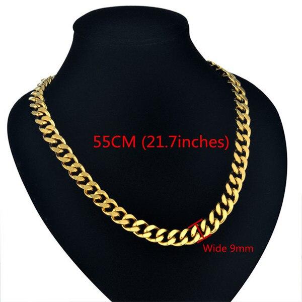 Neck Heavy Gold Chain Men...