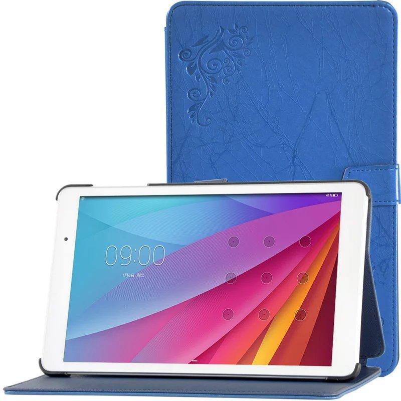 Custodia Folio modello ultra slim stampa stampe Custodia in pelle per - Accessori per tablet
