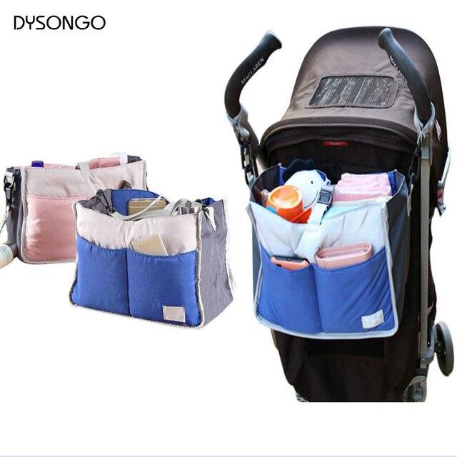 Dysongo Cup Bag Baby Stroller Organizer Baby Carriage Pram Buggy