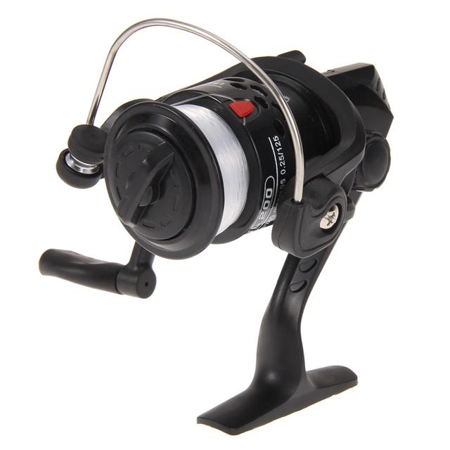 Fishing Reals Aluminum Body Spinning Reel High Speed G-Ratio