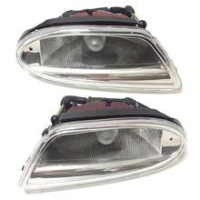 Новый влево/вправо/1 пара ВОГ свет лампы сборки для Mercedes Benz W163 ML320 ML350 ML430 ML500 легко для установки