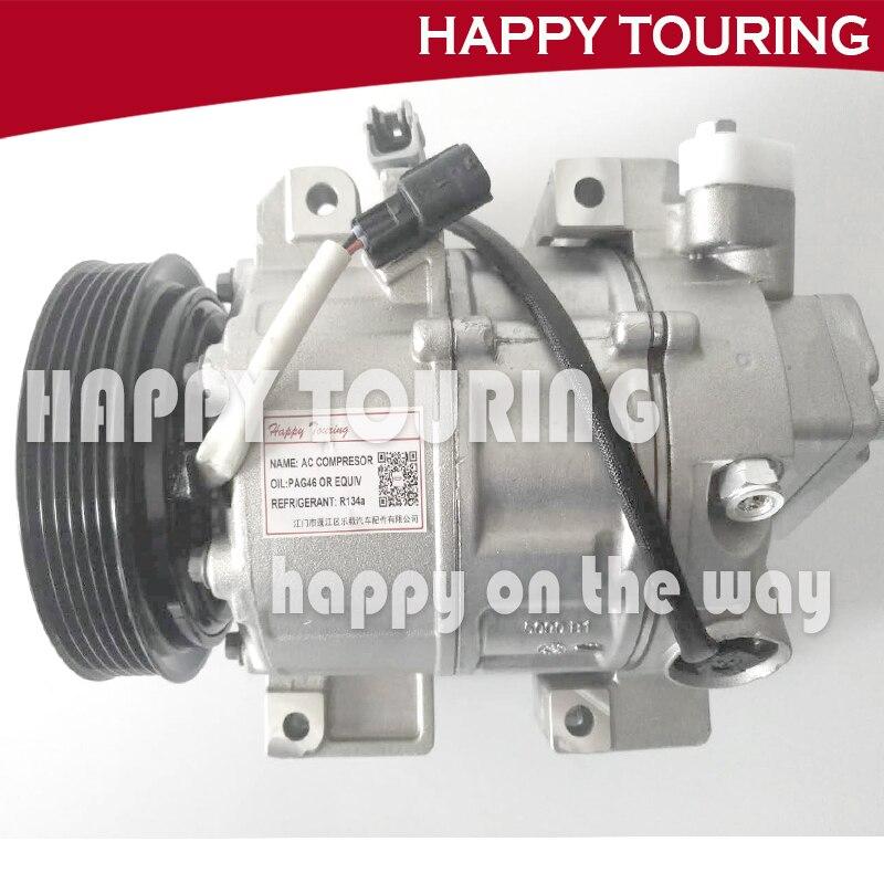 Compresseur automatique à ca pour Nissan x-trail T31 2.5 2007-2013 92600-JG300 92600JG30A 92600-JA00A T31 compresseur à ca
