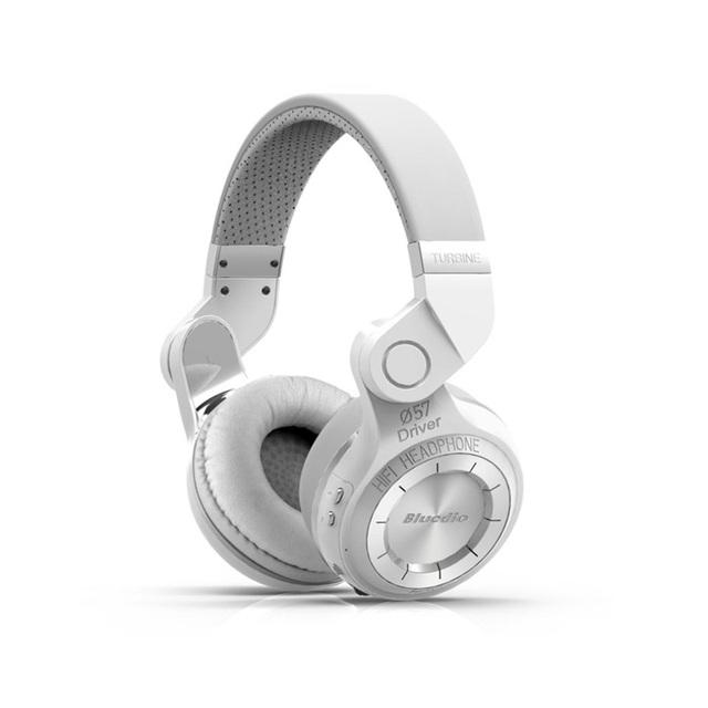 Mejor auricular bluetooth bluedio t2 giratoria plegable auriculares estéreo inalámbricos auriculares de cancelación de ruido auriculares para música