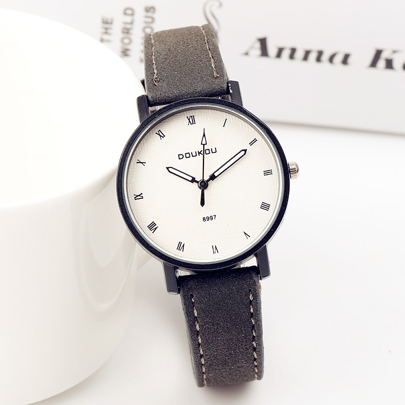 Mini Simple Women's Watches Top Brand Luxury Fashion Ladies Retro Leather Watch Clock Small Dial Women Wristwatch relogio saat