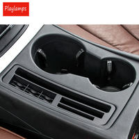 Car Accessories For Audi A5 A4 B9 High Quality ABS Gear Shift Interior Decoration Storage Boxes Cover Trims For Audi A5