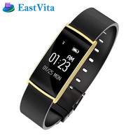EastVita N108 Wristband Heart Rate Blood Pressure Monitor Health Bracelet Bluetooth 4 0 IP67 Waterproof Anti