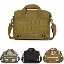 Waterproof Nylon tactical Men's Messenger Bag Military Backpack rucksack Cross Body Shoulder Handbag Bag outdoor travel bags