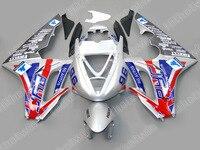 Injection mold 100% fit for Triumph daytona 675 silver red blue bodywork fairing kit daytona 675 NM12