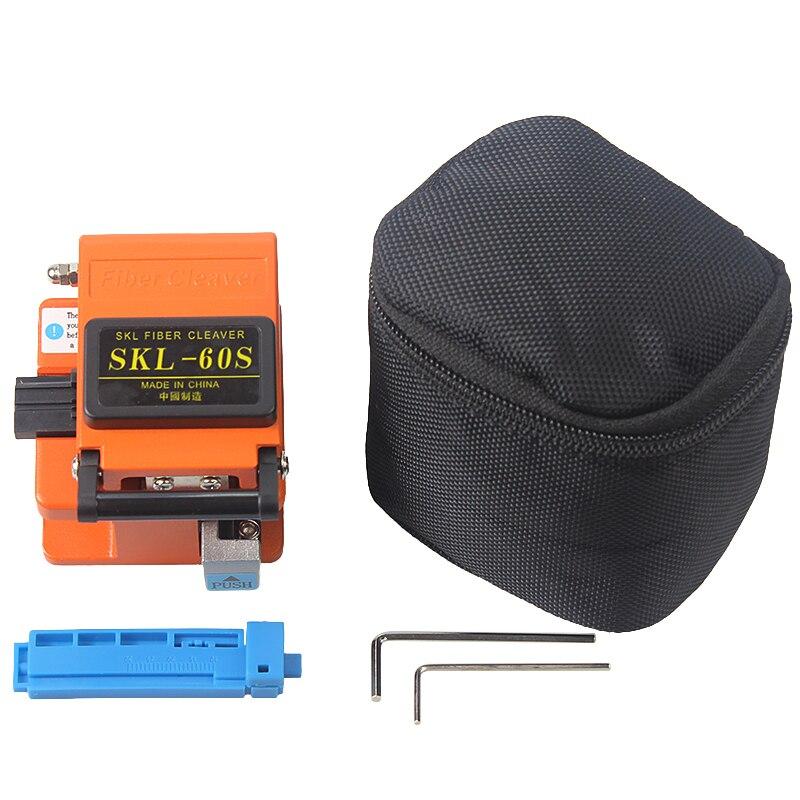 Kit d'outils FTTH à Fiber optique 9 en 1 avec couperet à Fiber optique et mesureur de puissance optique 5 km - 2