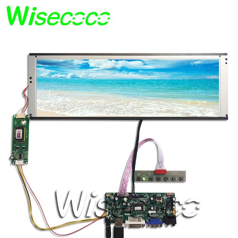 Original new 14.9 inch LCD panel LTA149B780F Lcd display with Controller board VGA DVI 20pins