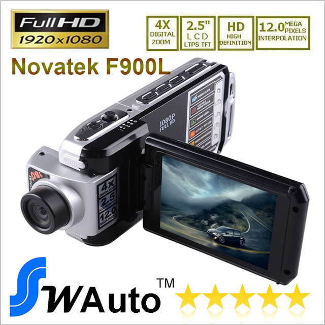 Авторегистратор f 900 l hd легкие видеорегистраторы