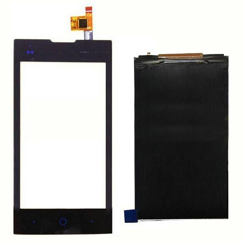 imágenes para Para zte kis 2 max v815 v815w pantalla lcd + pantalla táctil de cristal digitalizador negro envío rápido