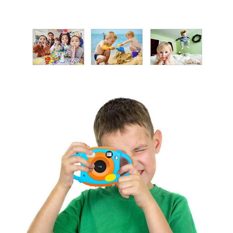 1080P 5MP enfant caméra Cartoon 1.77