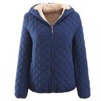 Johnature 2019 Spring 10 Color Women Basic Jackets Coat Female Zipper Fleece Women Cloths Loose Parkas Plus Size Quality Parkas