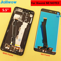 5.5 For Xiaomi Mi Note 3 LCD Display+Touch Screen Replacement Accessories for phone Xiaomi Mi Note 3 mi note3 LCD creen