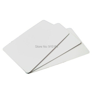 Image 3 - Dual Chip Frequency RFID 13.56Mhz 1K UID and T5577 125 kHz ID blank card Readable Writable Rewrite for copy clone backup copier
