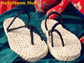 Una Pieza Del Mono D Luffy Cosplay Zapatos de paja sandalias zori Sandalias Waraji