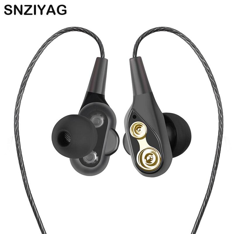 SNZIYAG S10 Bluetooth Écouteur Sans Fil Casque In-Ear Fone de ouvido Pour Téléphone Kulakl k Neckband Ecouteur Auriculares