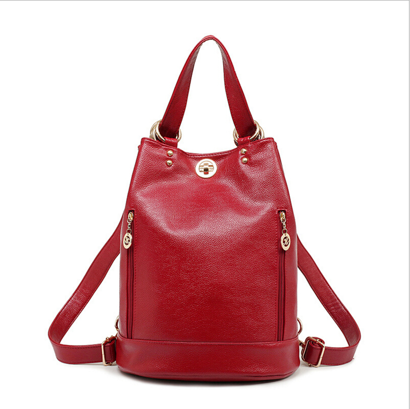 high quality free shipping fashion new multi functional women s bag style double shoulder bag is